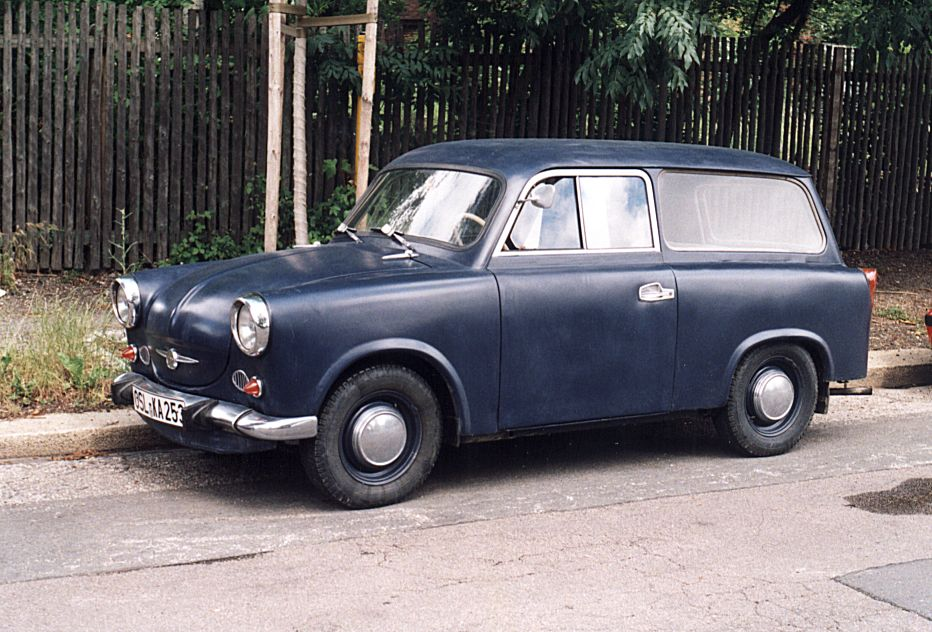 trabant 600 kombi 1963 auta5p id 15995 en. Black Bedroom Furniture Sets. Home Design Ideas