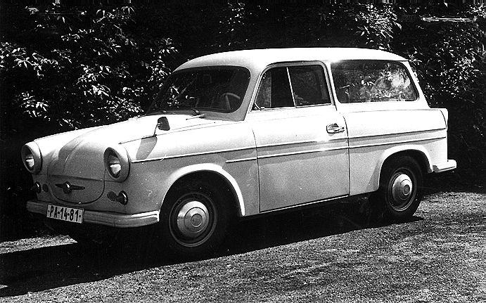 trabant 600 kombi 1963 auta5p id 15994 cz. Black Bedroom Furniture Sets. Home Design Ideas