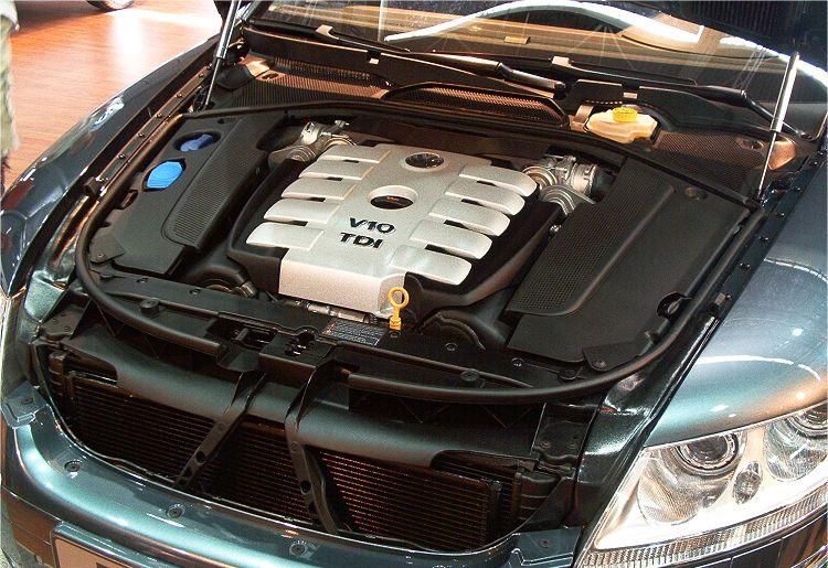 Volkswagen Phaeton V10 Tdi 2003 Auta5p Id16776 En