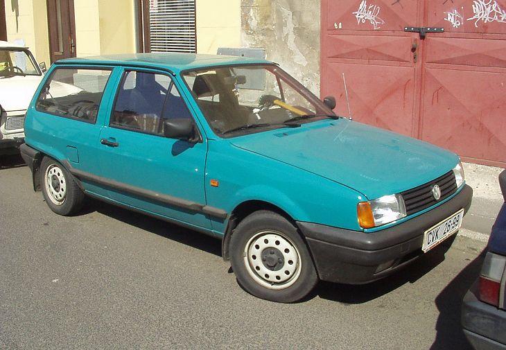 volkswagen polo cl 1 1 1992 auta5p id 16638 en. Black Bedroom Furniture Sets. Home Design Ideas