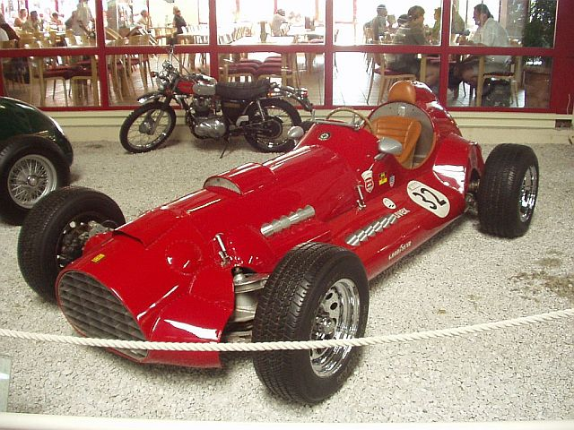Hildegas Indy Special, 1960