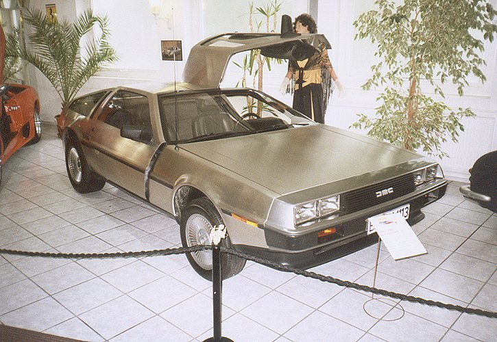 De Lorean DMC 12 USA