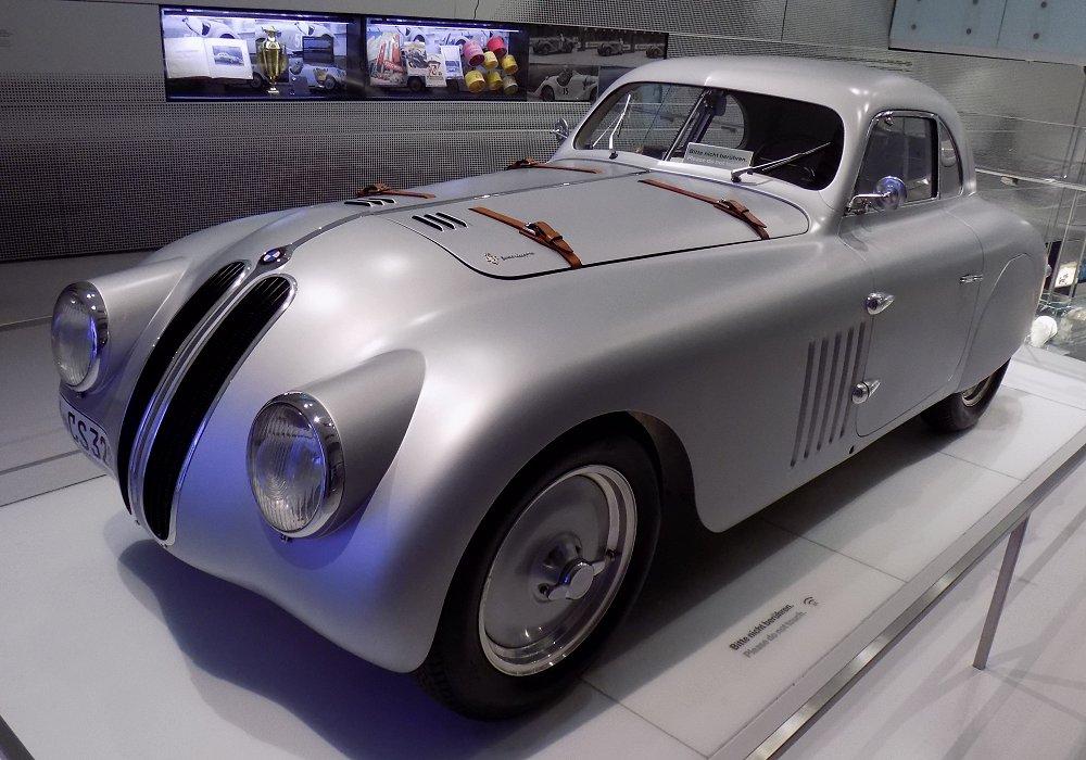 BMW 328 Mille Miglia Touring Coupé, 1939 [Auta5P ID:21865 EN]