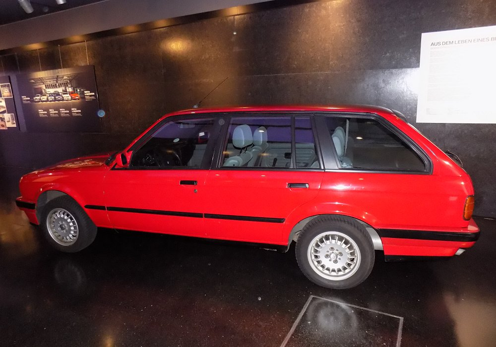 BMW 318i Touring, Year:1990