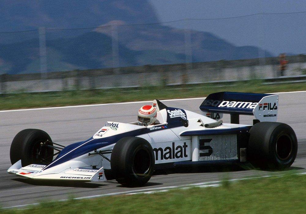 Brabham BMW BT52 Turbo F1, 1983 [Auta5P ID:21928 EN]