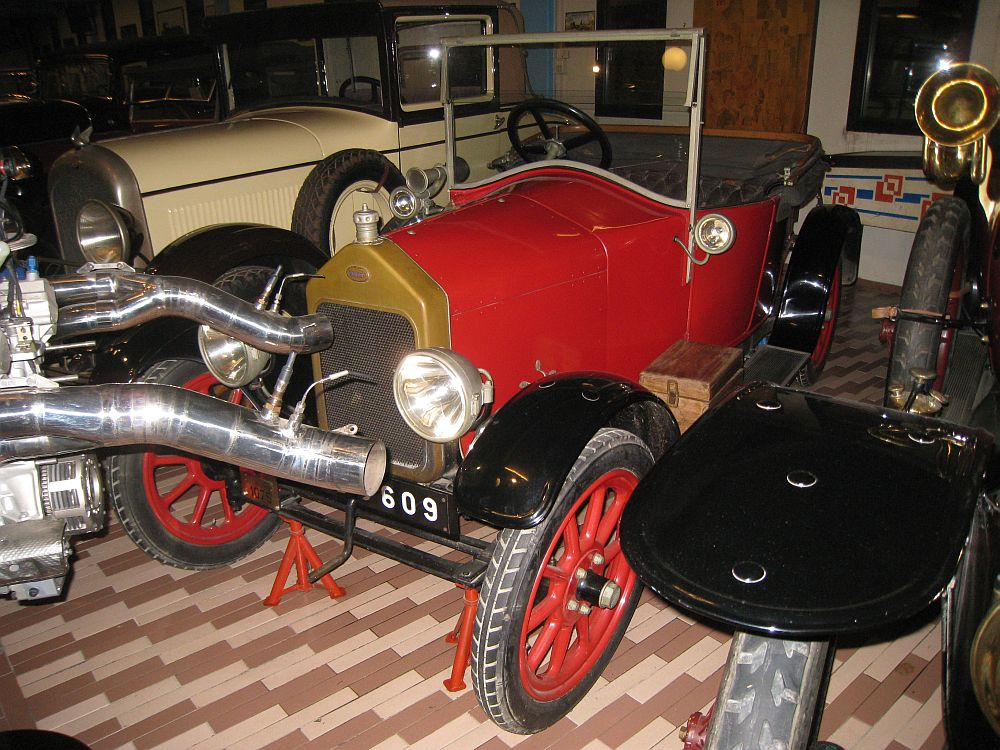 Wolseley 10 HP Two Seater