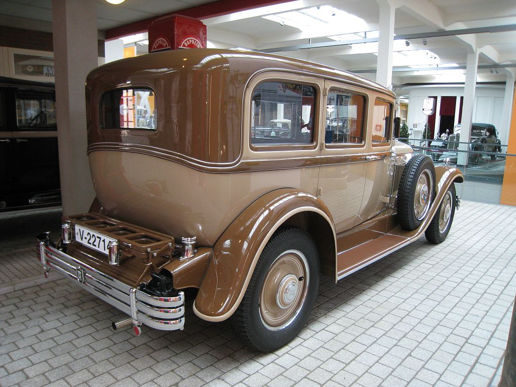 Horch 375