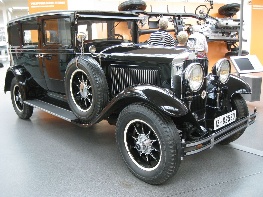 Horch 350