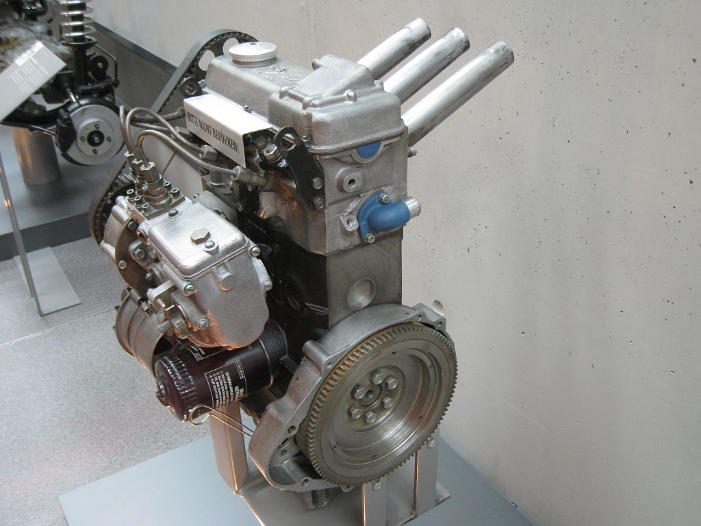Trabant 601 Diesel Prototyp, 1984 [Auta5P ID:16052 FR]
