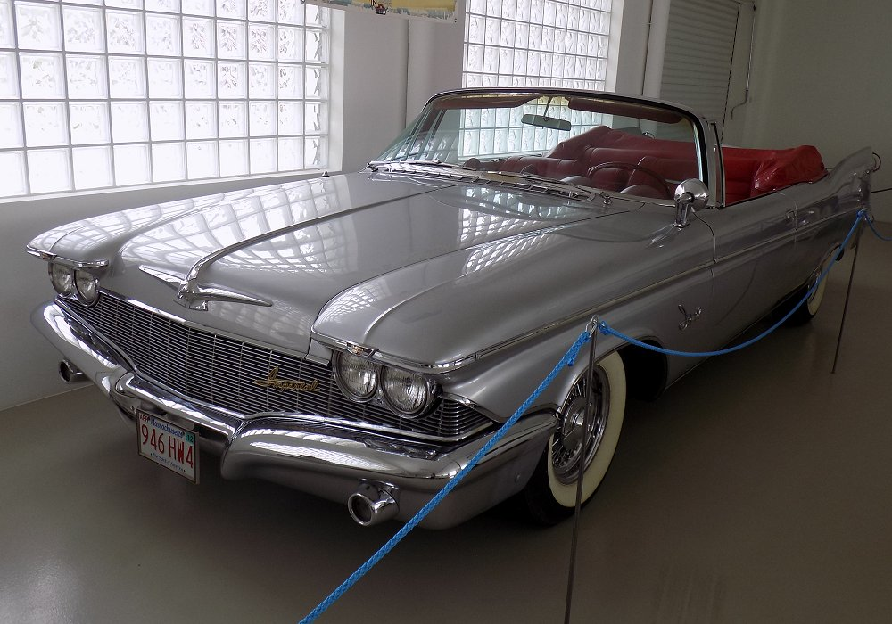 Imperial Crown Convertible, 1960