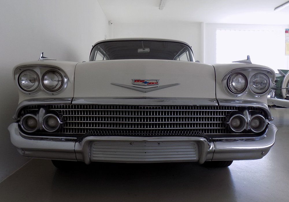 Chevrolet Impala Sport Coupe 230 HP, 1958