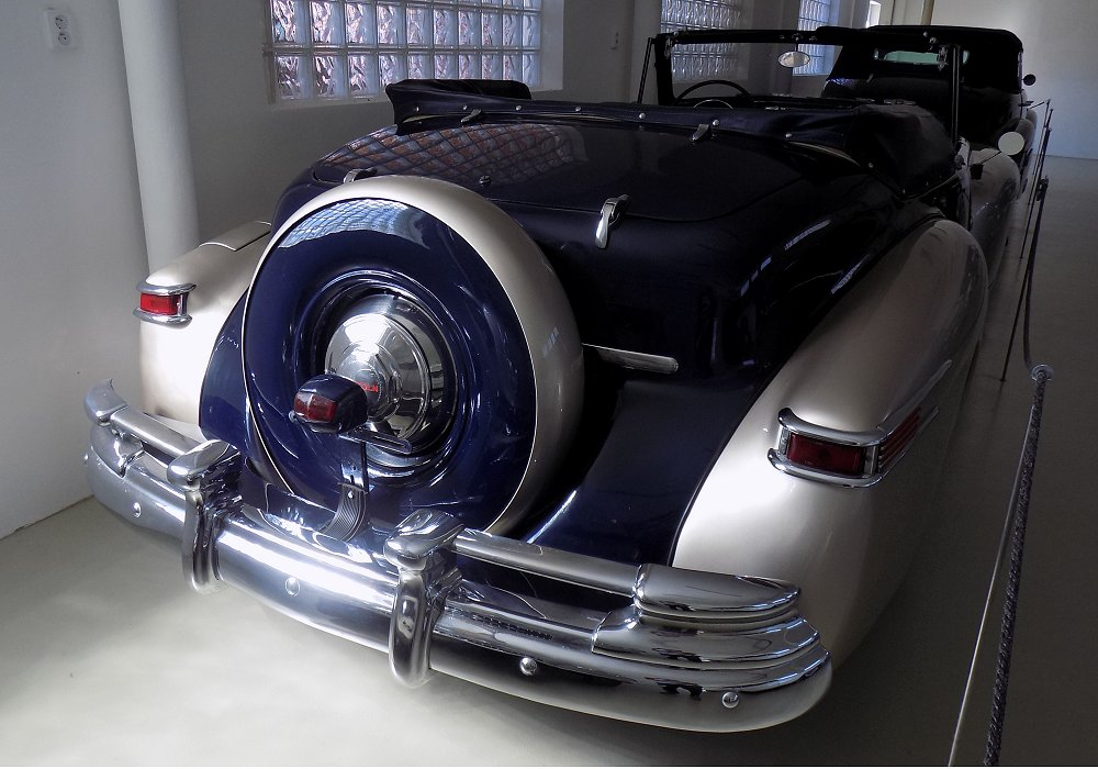 Lincoln Continental Cabriolet Hot-Rod, 1948