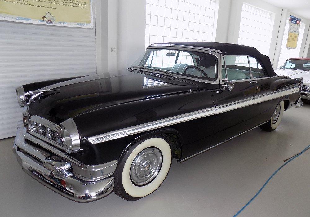 Chrysler New Yorker De Luxe Convertible 1955 Auta5p Id