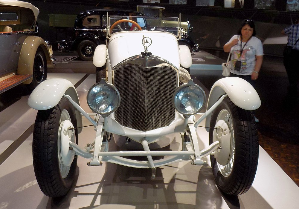Mercedes 10/40 PS Sport Roadster