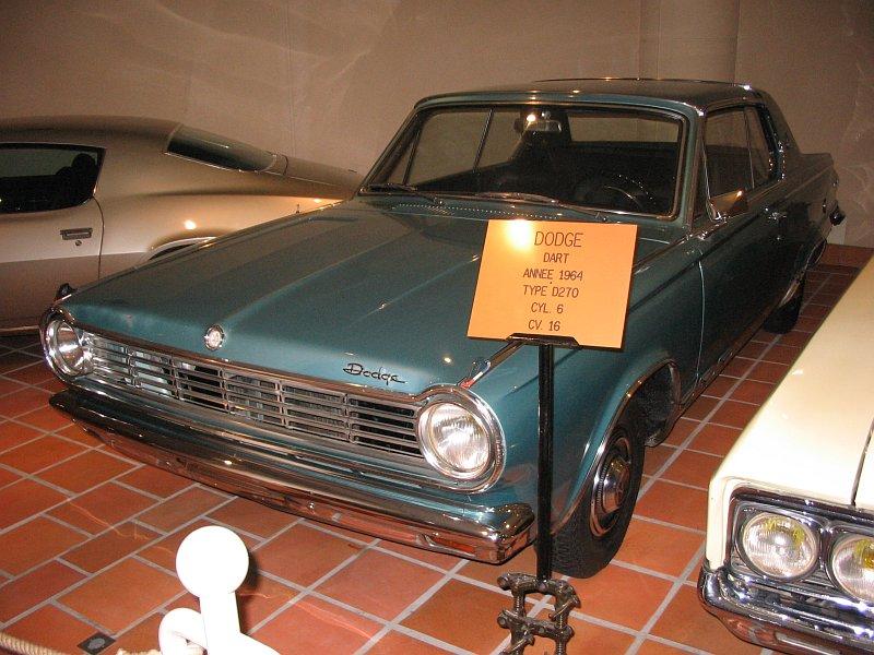 dodge dart d270 six 16 cv  1965  auta5p id 4175 fr