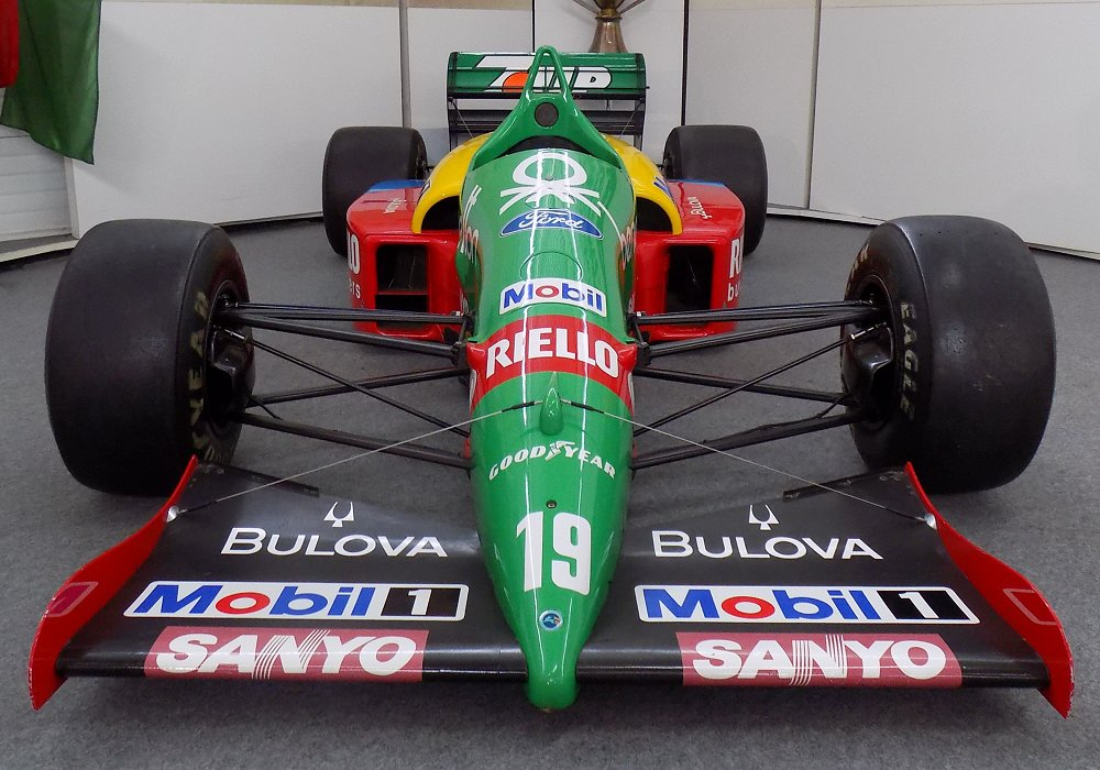 Benetton B189 Ford F1