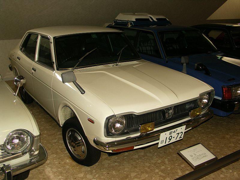 Subaru Leone 1400 1972 Auta5p Id14911 En