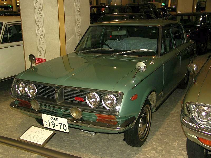 Toyota Corona Mark II RT-60