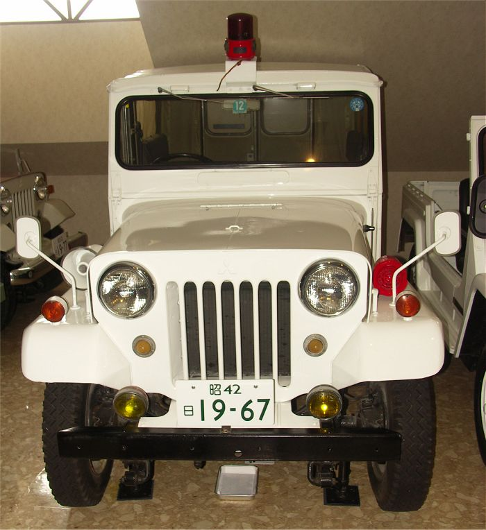 Mitsubishi Jeep J20, 1967 [Auta5P ID:10011 EN]