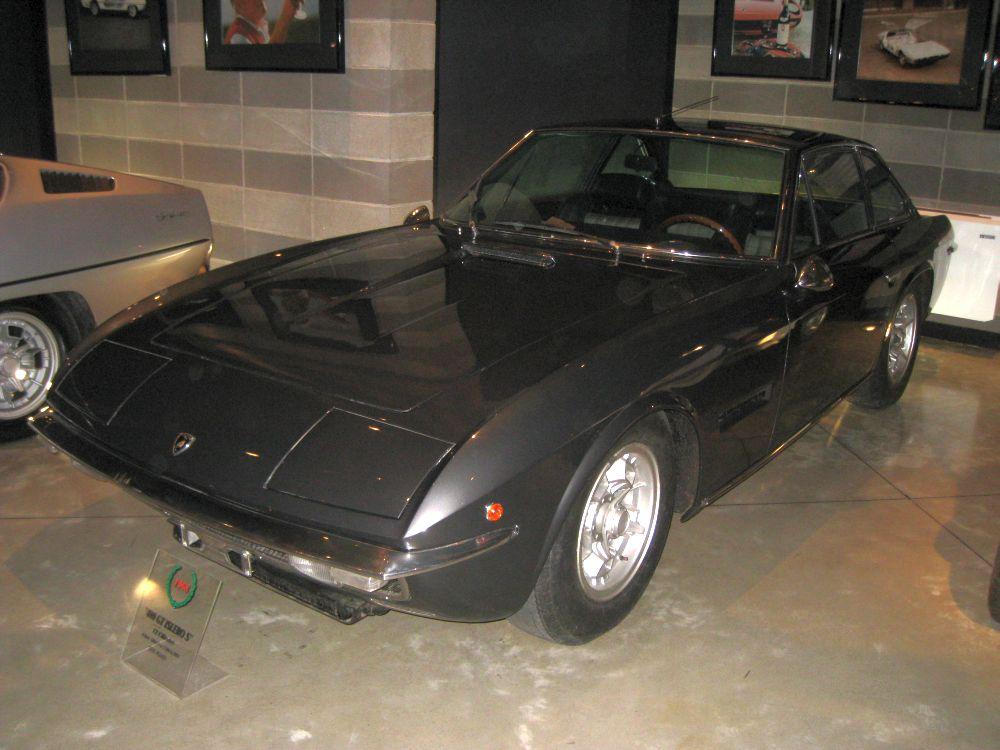 Lamborghini Islero S 400 GT , Itálie 1969