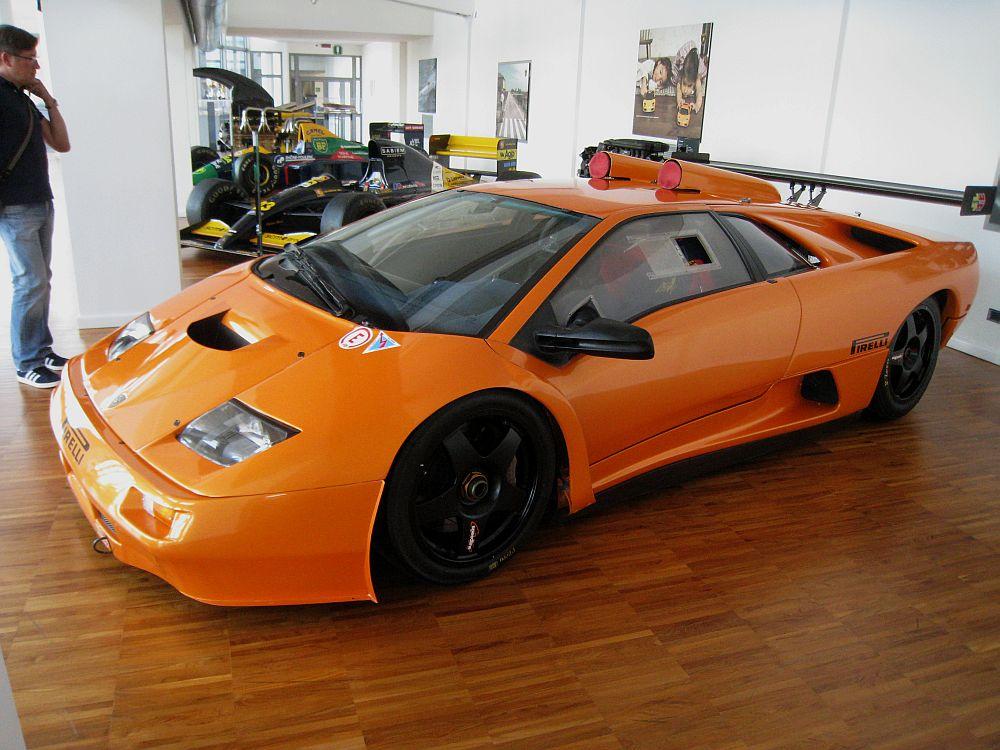 Lamborghini Diablo Gt2 1998 Auta5p Id 18843 En