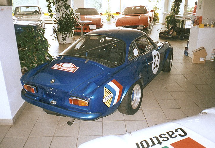 Alpine Renault A110 1300 Super