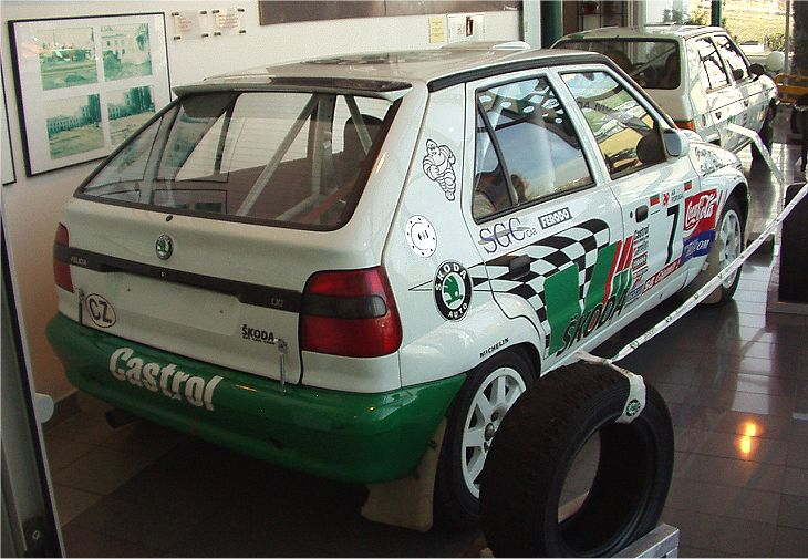 Hybrid Fuel Car >> Škoda Felicia Kit Car 1500, 1994 [Auta5P ID:14191 EN]