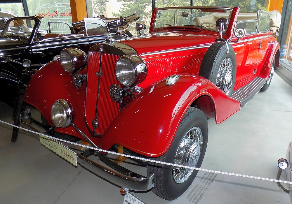 Horch 830 BL Cabriolet