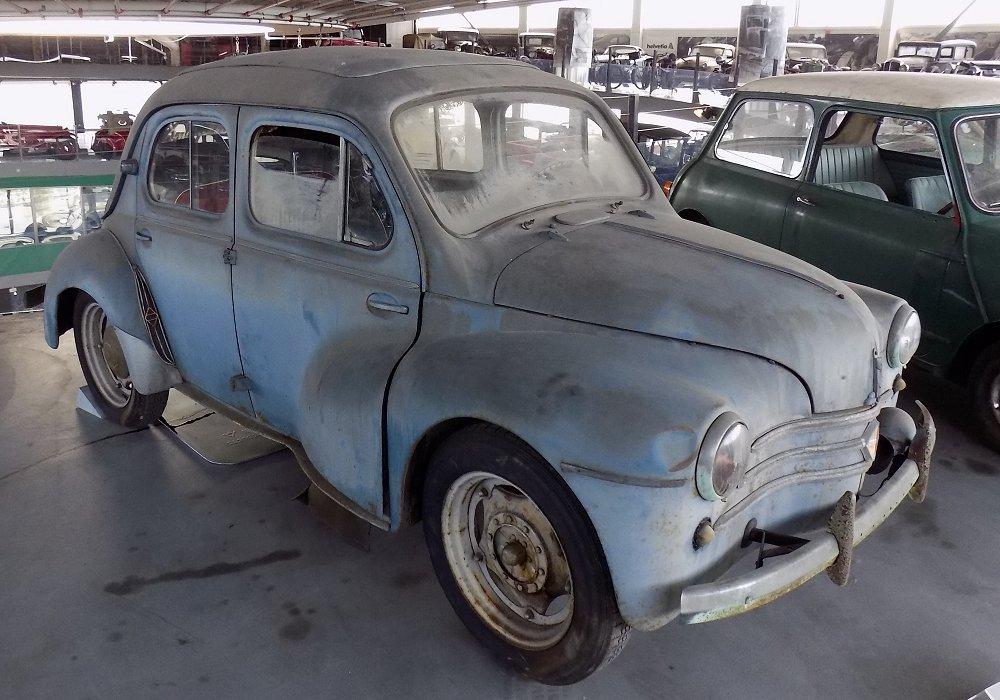 renault 4 cv champ elys u00e9es  1955  auta5p id 21753 cz