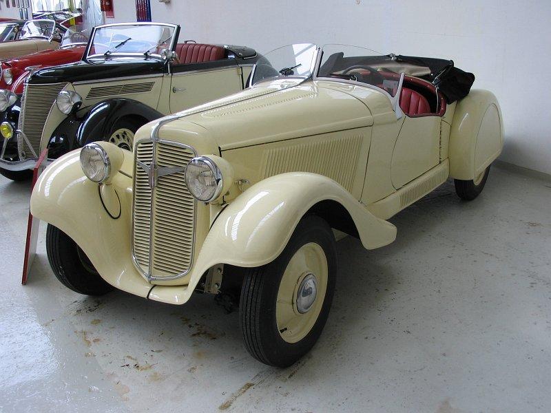 adler trumpf junior sport 1936 auta5p id 124 en. Black Bedroom Furniture Sets. Home Design Ideas
