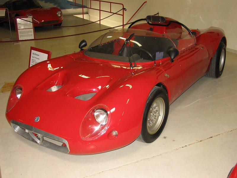 Alfa Romeo Tipo 33 2 Periscopica 1967 Auta5p Id 498 En