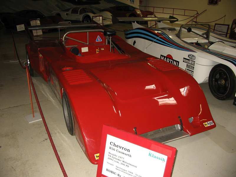 Chevron B36 Cosworth