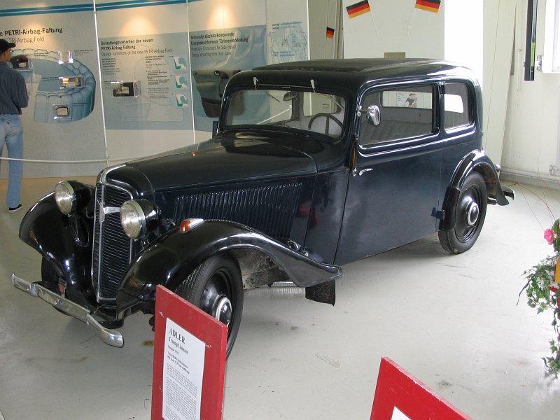 adler trumpf junior 1935 auta5p id 120 ger. Black Bedroom Furniture Sets. Home Design Ideas