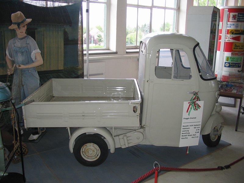 Piaggio Ape 125 1950 Auta5p Id 11673 En