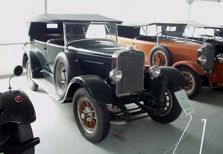 Škoda Laurin&Klement 110