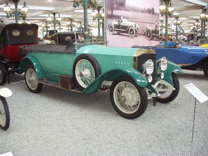 Mercedes 28/95 PS Torpedo