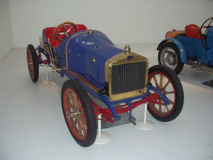 Delage Type F Course, 1908