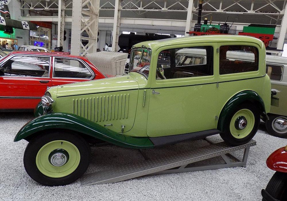 BMW 309, 1934 Auta5P ID:23126 CZ