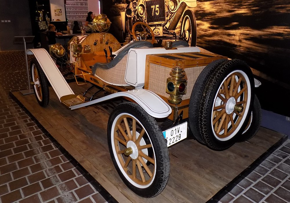 Ford Model T Speedster, 1912