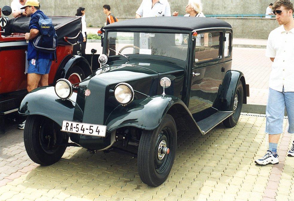 tatra 57  1934  auta5p id 15320 ger