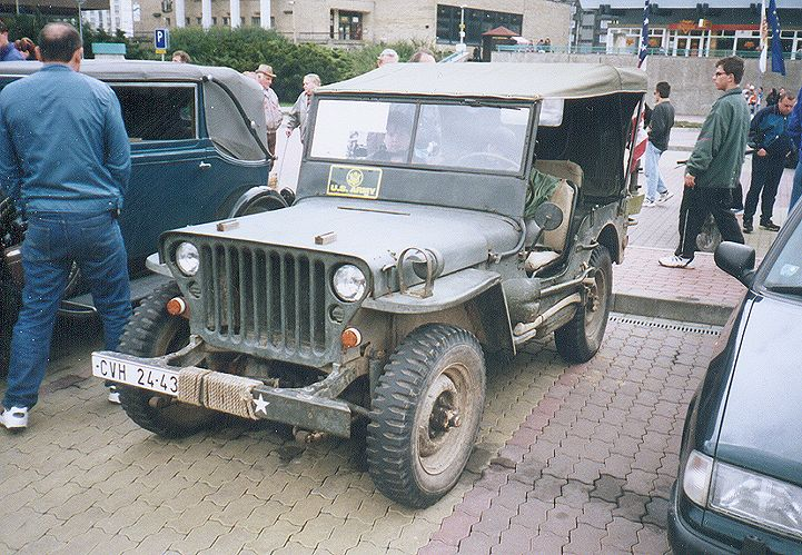 Jeep Willys Mb 1943 Auta5p Id7547 En