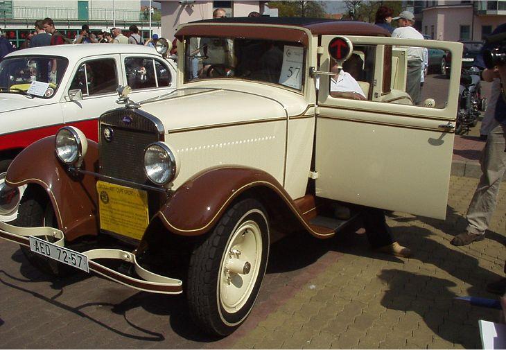 u0160koda 430 coup u00e9  1931  auta5p id 13673 fr