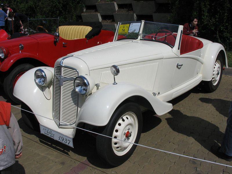 adler trumpf junior sport 1100 1937 auta5p id 125 en. Black Bedroom Furniture Sets. Home Design Ideas