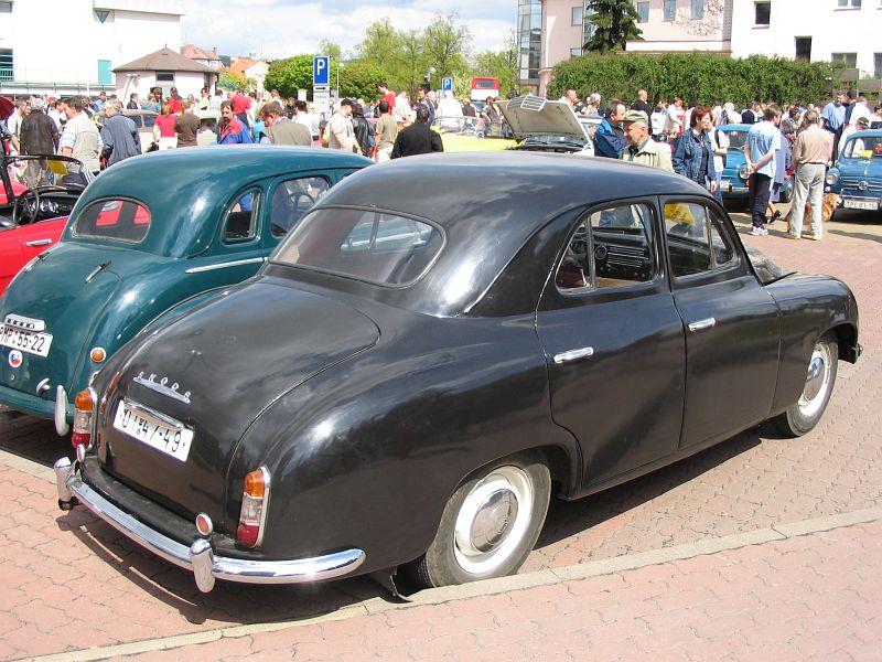 u0160koda 1201 sedan  1956  auta5p id 13824 en