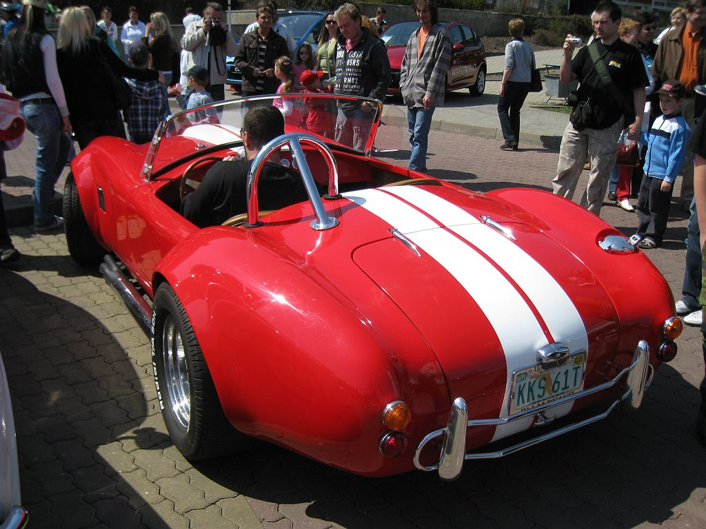 AC Cobra Replica Chevrolet