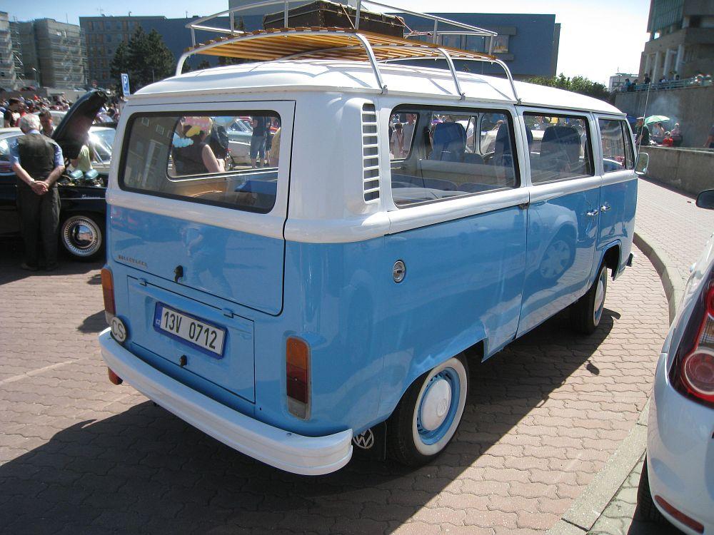 Volkswagen t2 kombi 1 6 1975 auta5p id 18663 en - Pieces combi vw t2 ...
