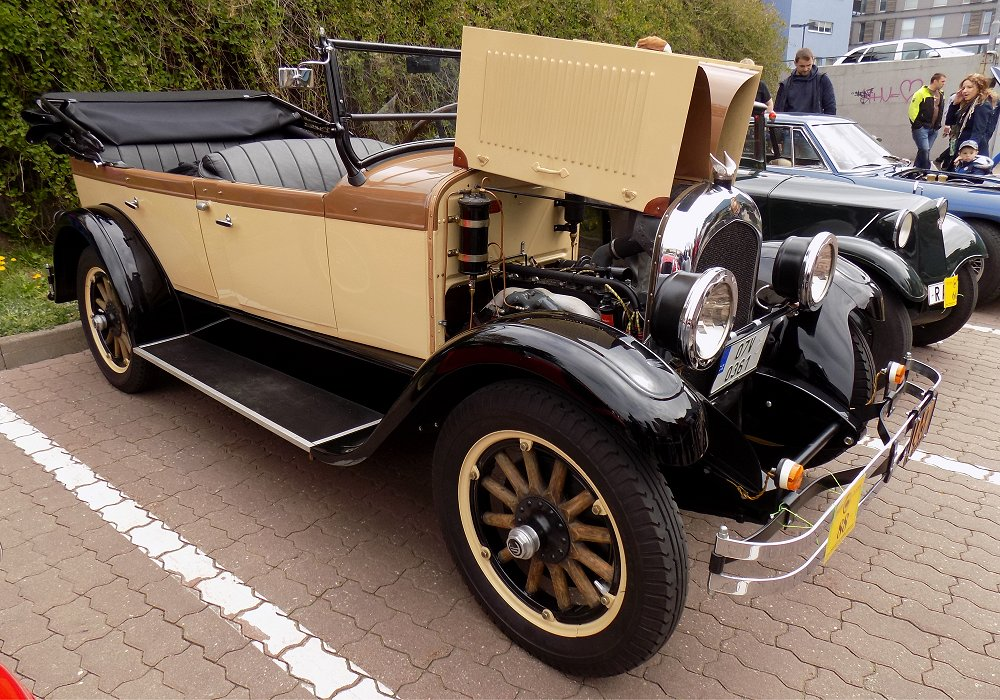 Chrysler 58 Four Touring, 1925