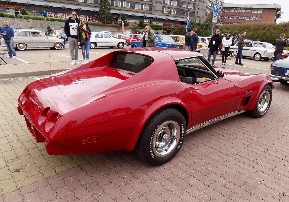 Chevrolet Corvette Stingray 350 Edelbrock, 1975