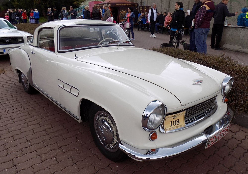 wartburg 313 1 sport 900 1958 auta5p id 22354 fr. Black Bedroom Furniture Sets. Home Design Ideas