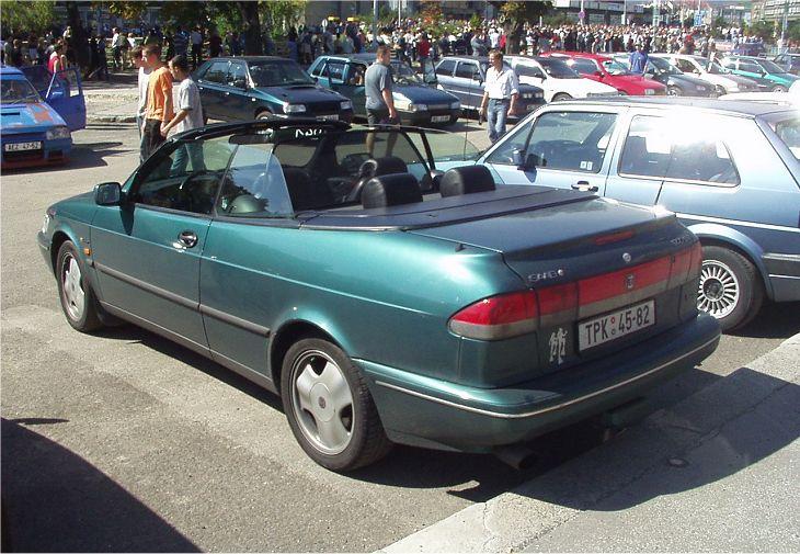 saab 900 se turbo cabrio 1997 auta5p id 13128 en. Black Bedroom Furniture Sets. Home Design Ideas